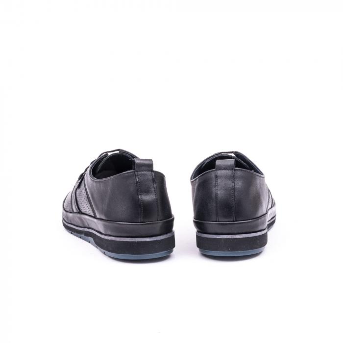 Pantof casual 191538 negru 6