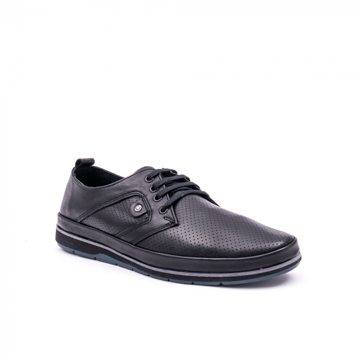 Pantof casual 191538 negru 0