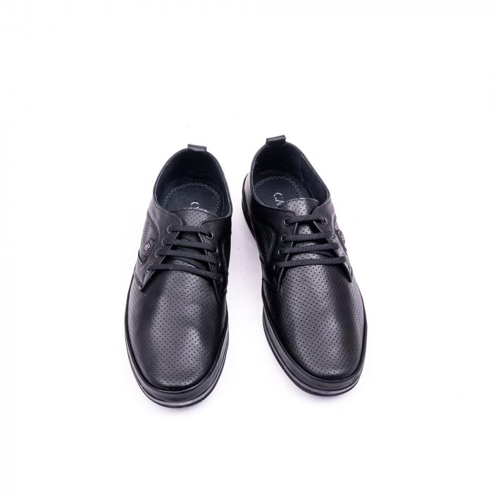 Pantof casual 191538 negru 5