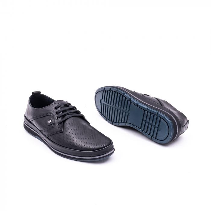 Pantof casual 191538 negru 2