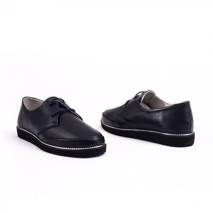 Pantof casual 191641 bleumarin 3