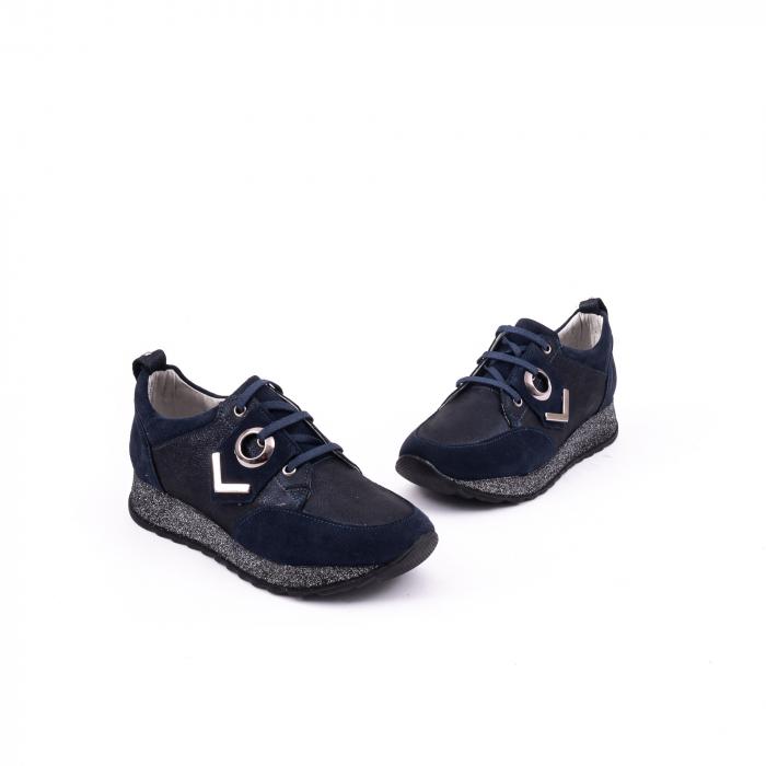Pantof casual 191651 bleumarin 3
