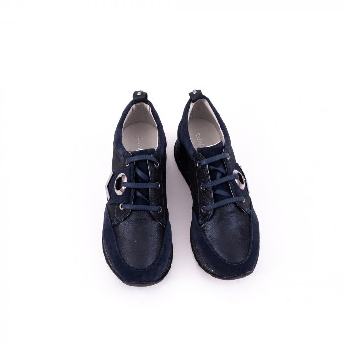 Pantof casual 191651 bleumarin 5