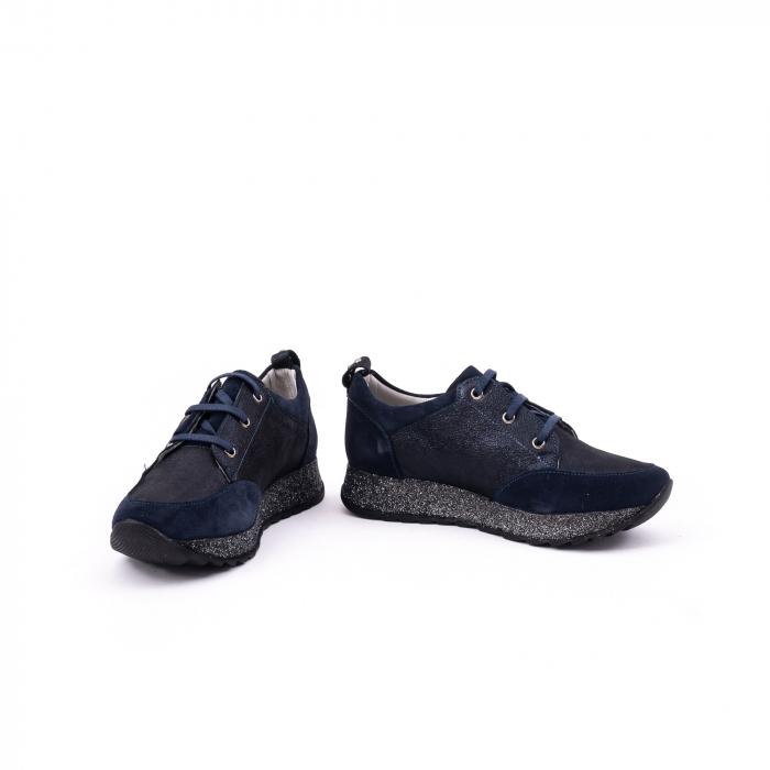 Pantof casual 191651 bleumarin 4