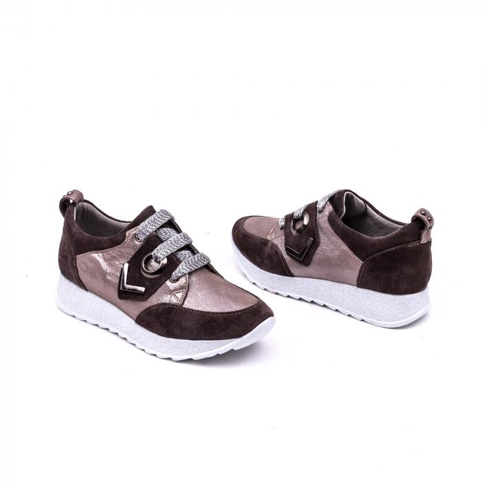 Pantof casual 191651 taupe 3