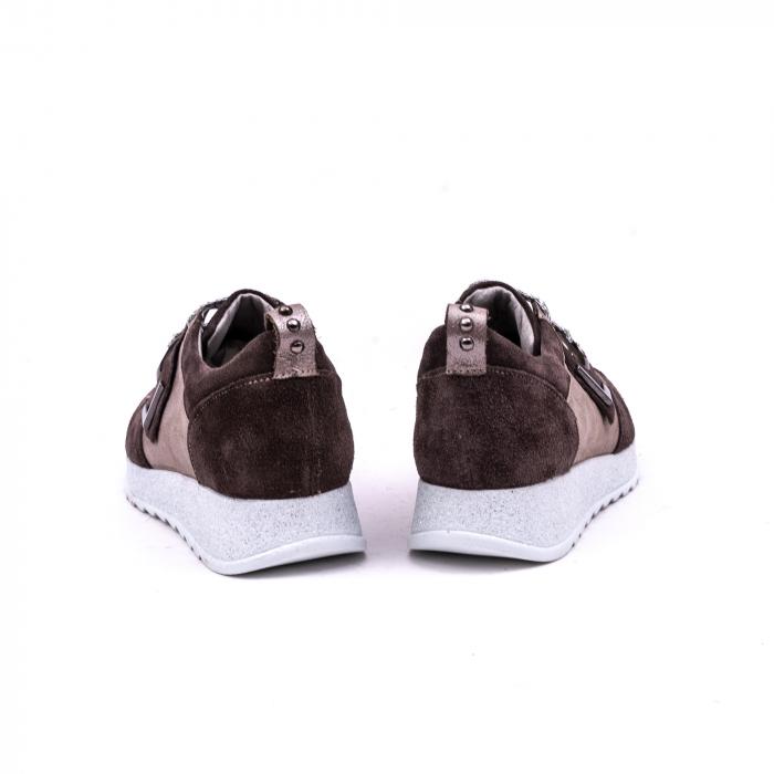 Pantof casual 191651 taupe 6