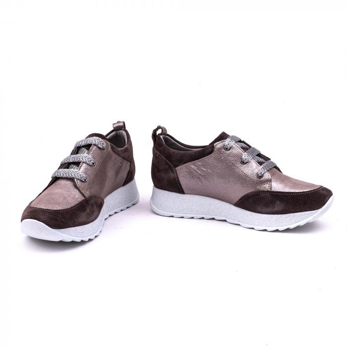 Pantof casual 191651 taupe 4