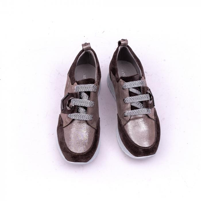 Pantof casual 191651 taupe 5
