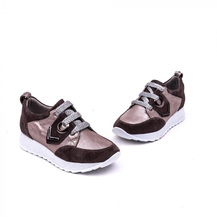 Pantof casual 191651 taupe 1
