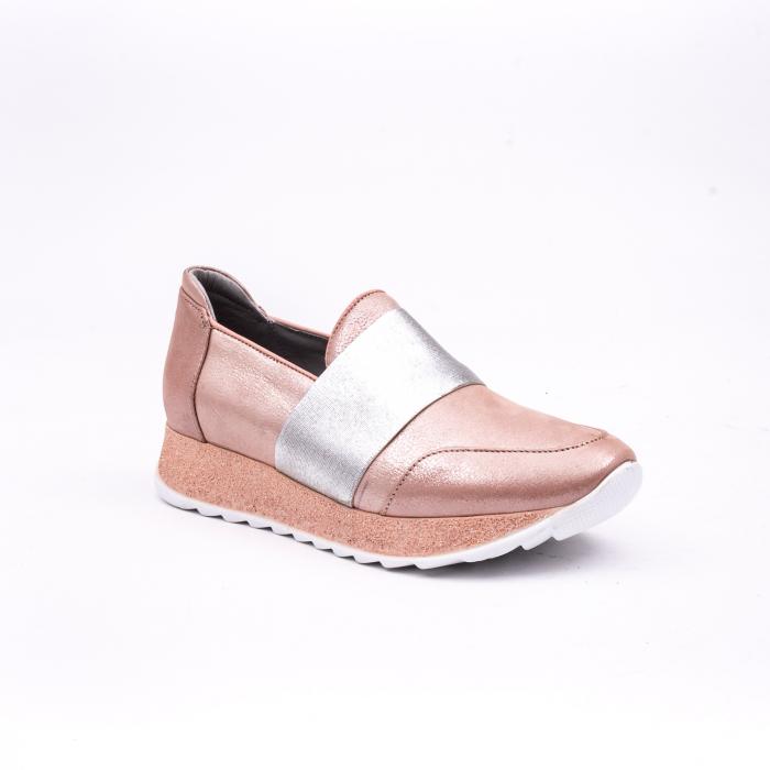 Pantof casual Catali 191652 pudra 0