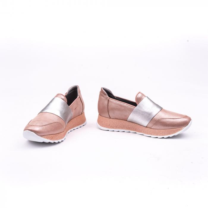 Pantof casual Catali 191652 pudra 4