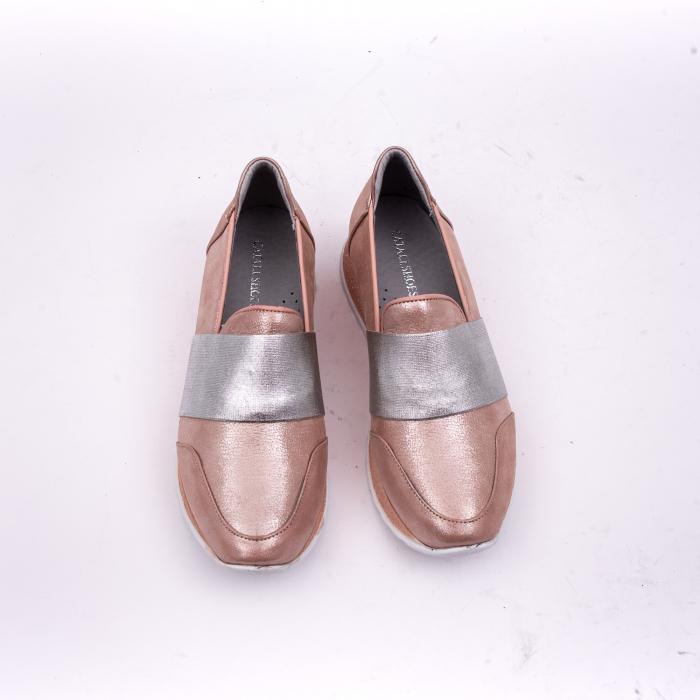 Pantof casual Catali 191652 pudra 5