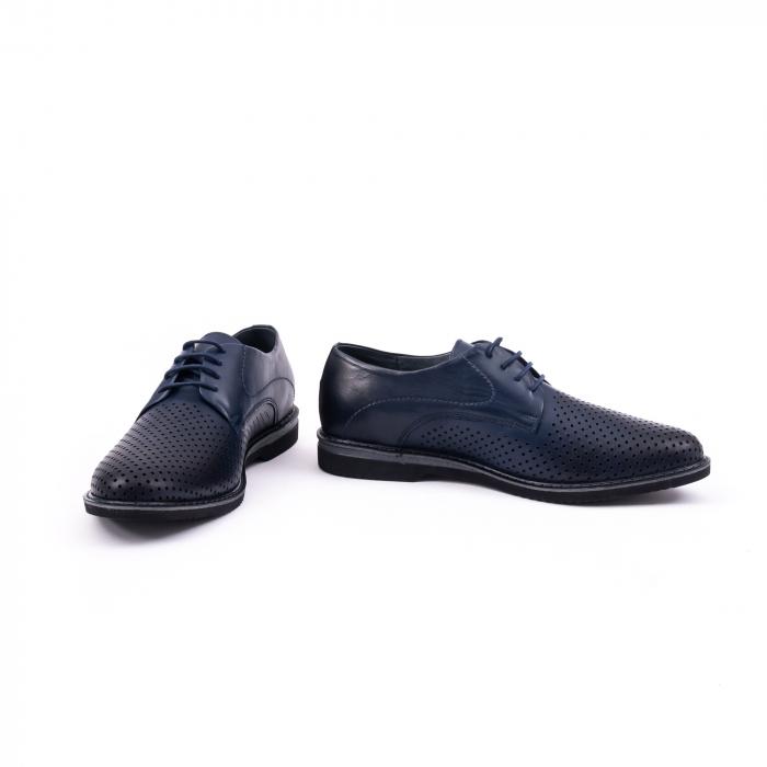 Pantof casual barbat 181591 bleumarin 4