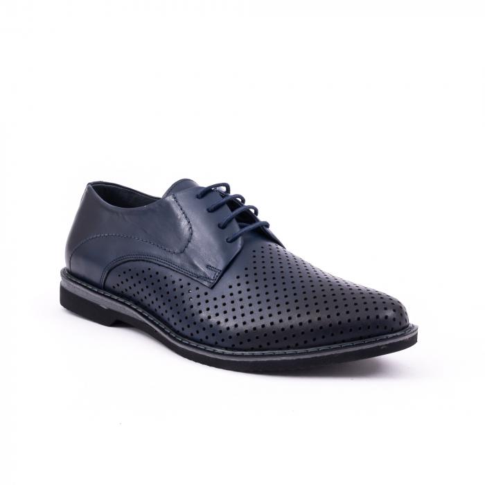 Pantof casual barbat 181591 bleumarin 0