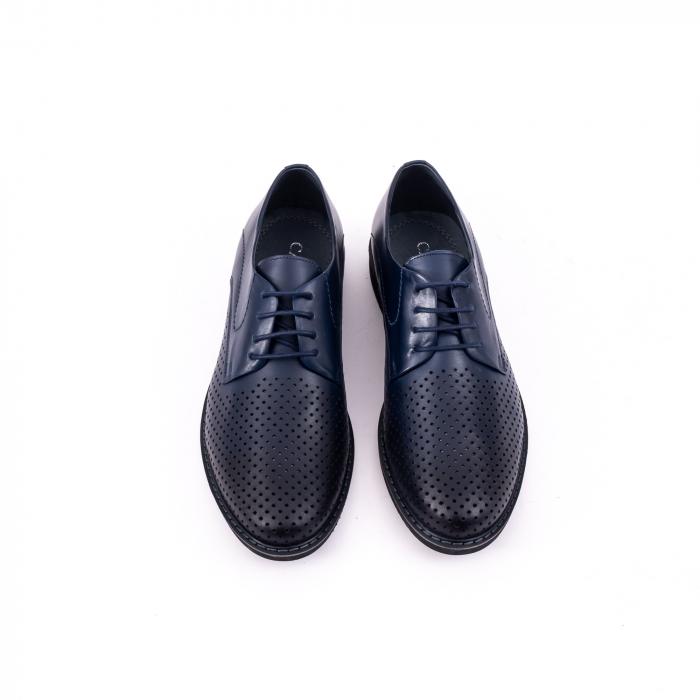 Pantof casual barbat 181591 bleumarin 5