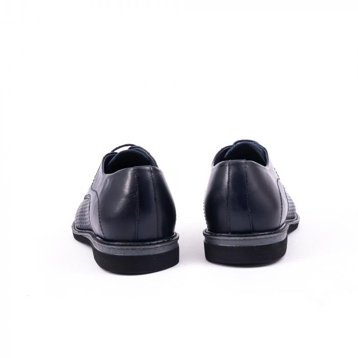 Pantof casual barbat 181591 bleumarin 6