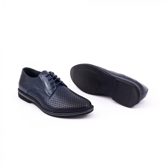 Pantof casual barbat 181591 bleumarin 2