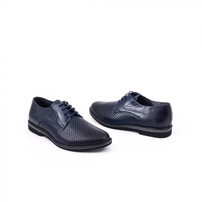 Pantof casual barbat 181591 bleumarin 3
