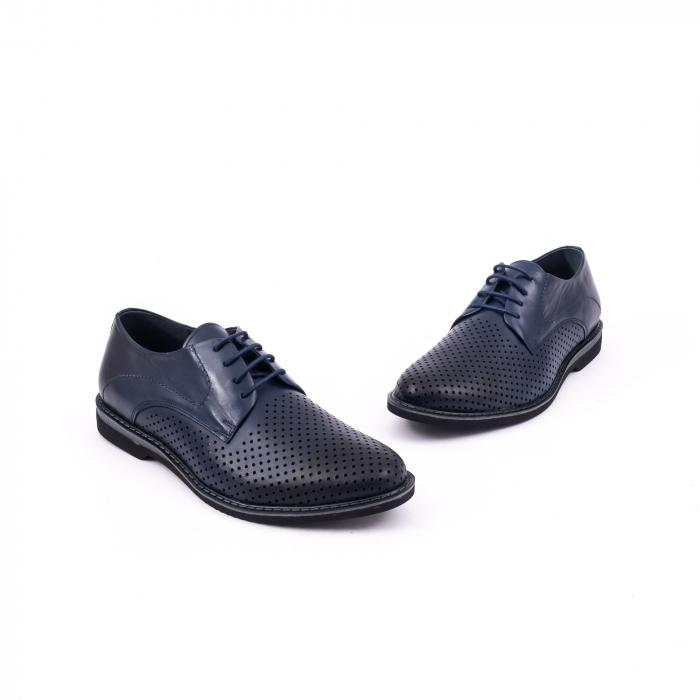Pantof casual barbat 181591 bleumarin 1