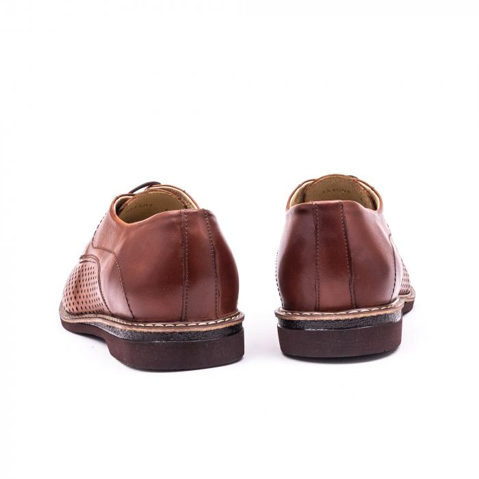 Pantof casual barbat 181591 coniac 6