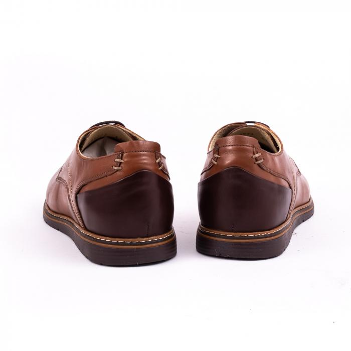 Pantof casual barbat 191523 coniac 6