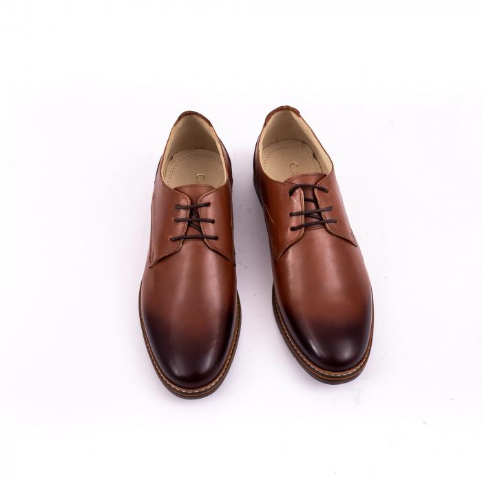 Pantof casual barbat 191523 coniac 5