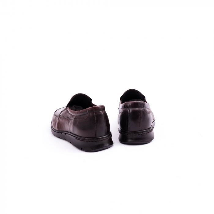 Pantof casual barbat 191525CR maro 6