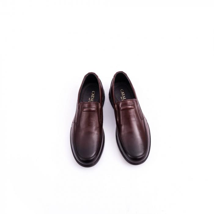 Pantof casual barbat 191525CR maro 5