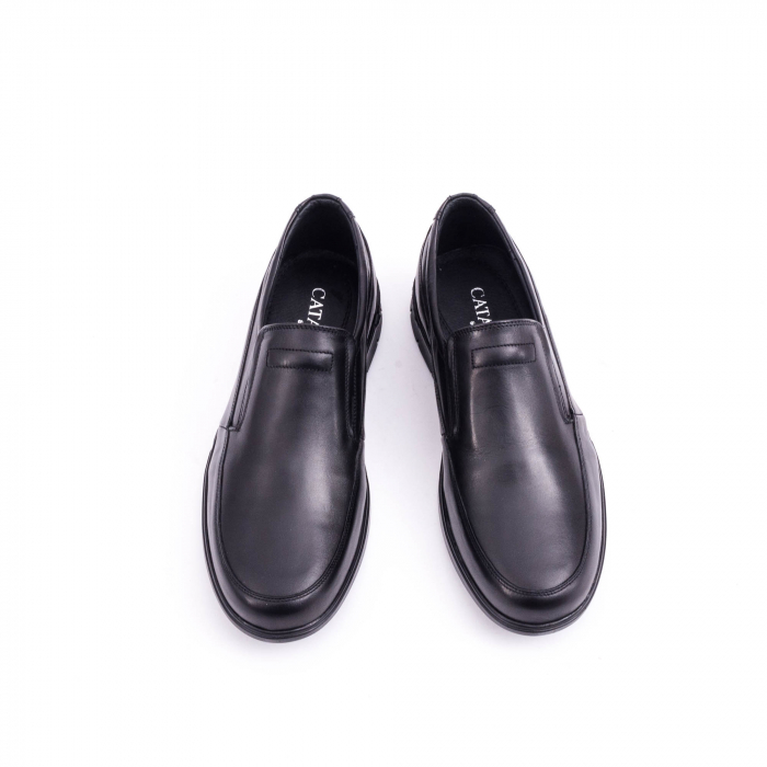 Pantof casual barbat 191525CR negru 5