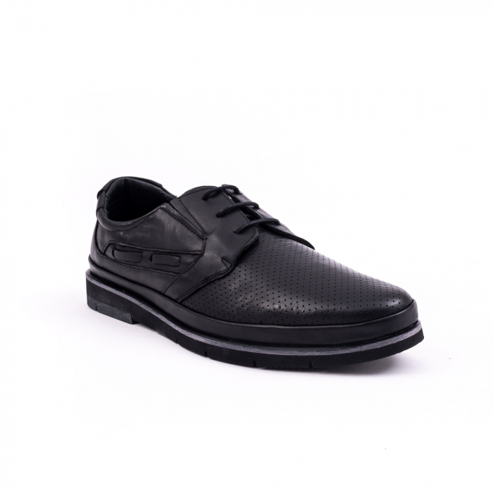 Pantof casual barbat 191536 negru 0