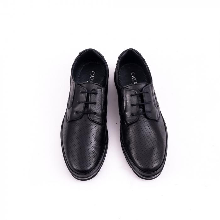 Pantof casual barbat 191536 negru 6