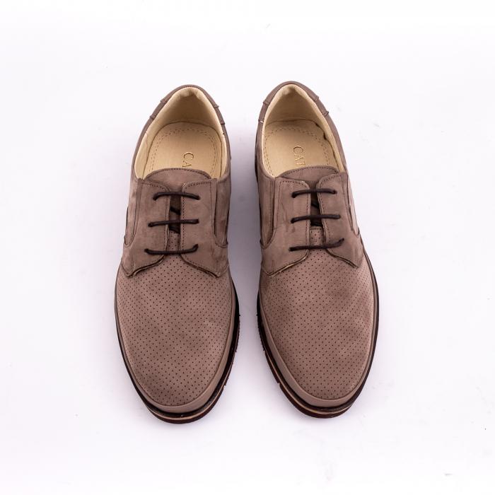 Pantof casual barbat 191536 vizon 6