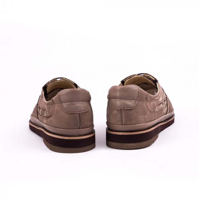 Pantof casual barbat 191536 vizon 5