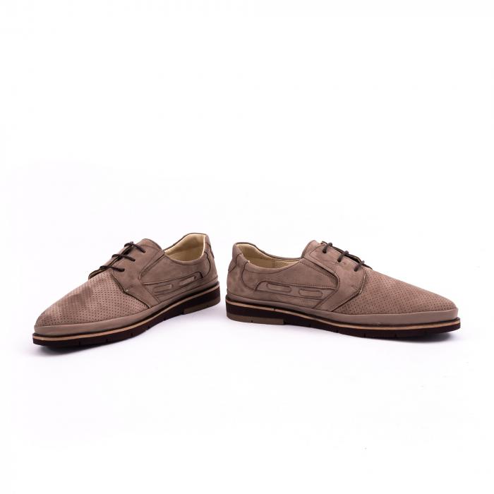 Pantof casual barbat 191536 vizon 4