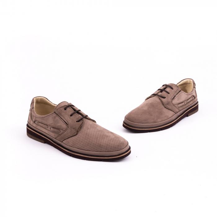 Pantof casual barbat 191536 vizon 1