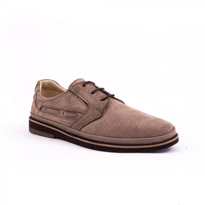 Pantof casual barbat 191536 vizon 0