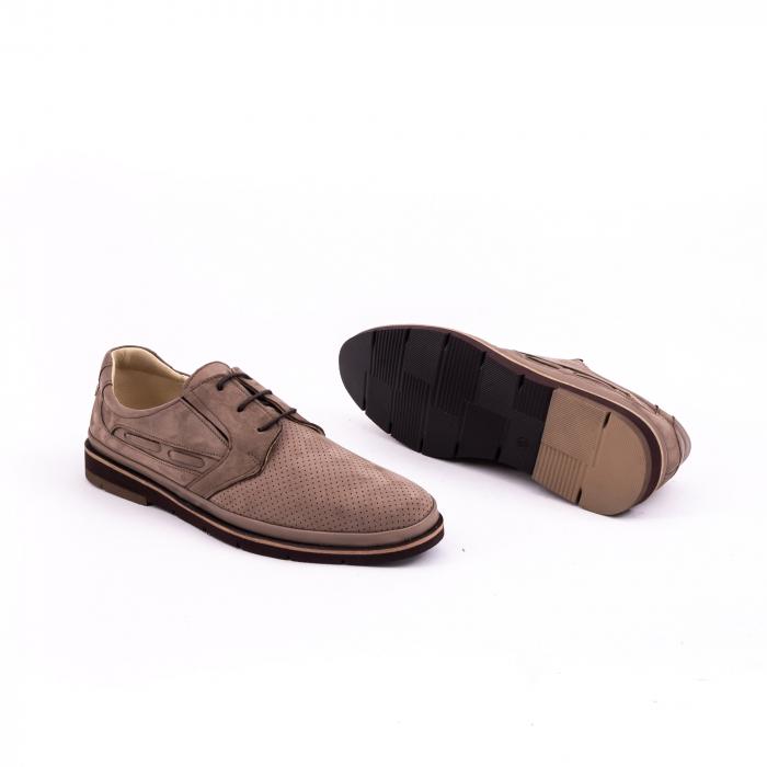 Pantof casual barbat 191536 vizon 2