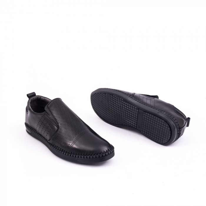 Pantof casual barbat 191543 negru 2