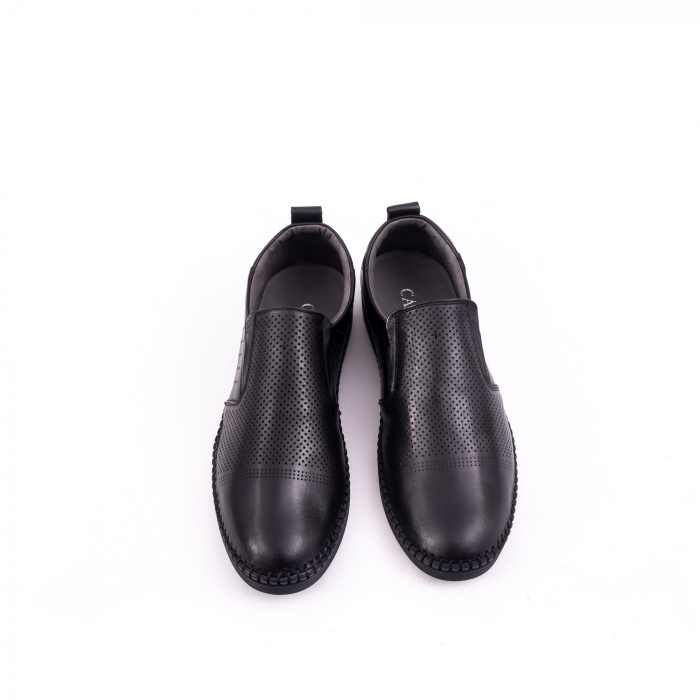 Pantof casual barbat 191543 negru 5