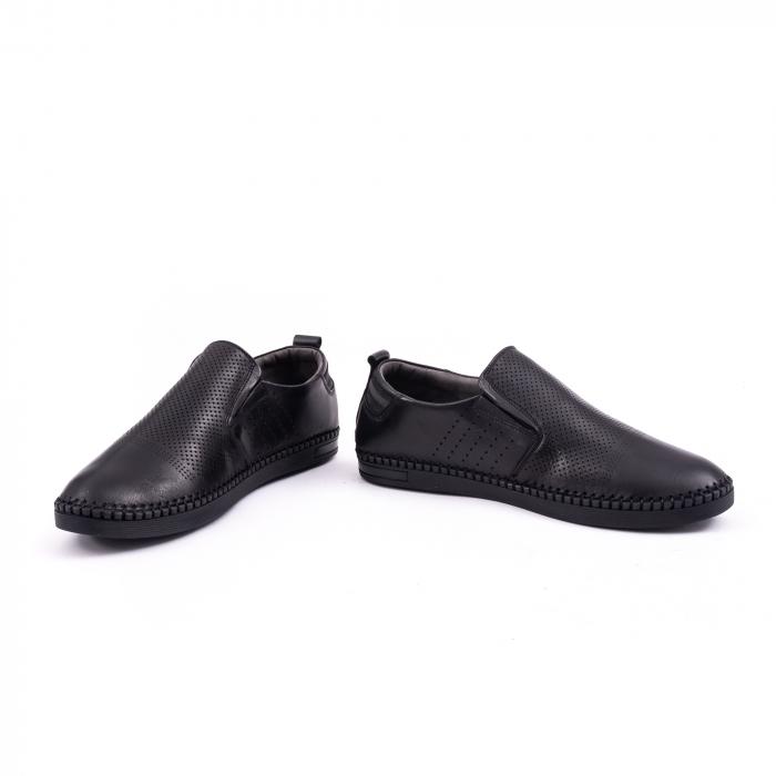 Pantof casual barbat 191543 negru 4