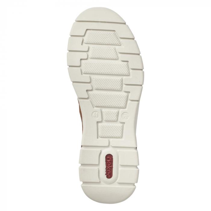 Pantofi casual din piele ecologica barbati B7766-24 4