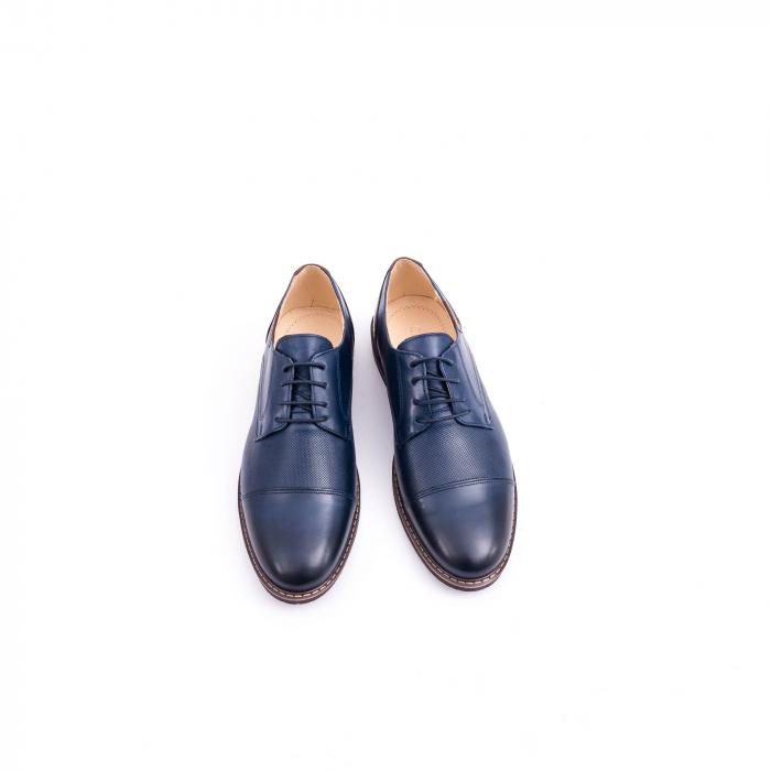Pantof casual barbat CataliShoes 181594CR bleumarin 5