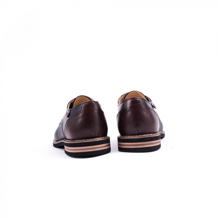 Pantof casual barbat CataliShoes 181594CR negru 6