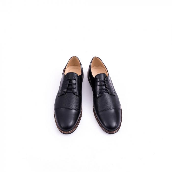 Pantof casual barbat CataliShoes 181594CR negru 5