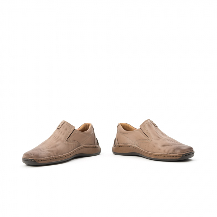 Pantofi barbati casual, piele naturala, Lfx 919 4