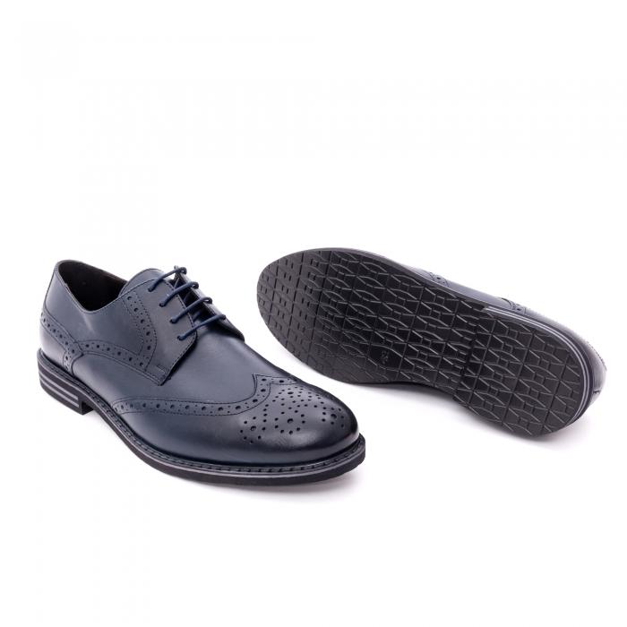 Pantof casual barbat LFX 979 bleumarin 2