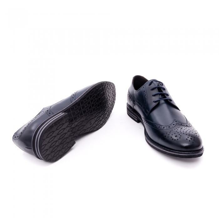 Pantof casual barbat LFX 979 bleumarin 3