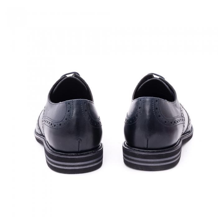 Pantof casual barbat LFX 979 bleumarin 4