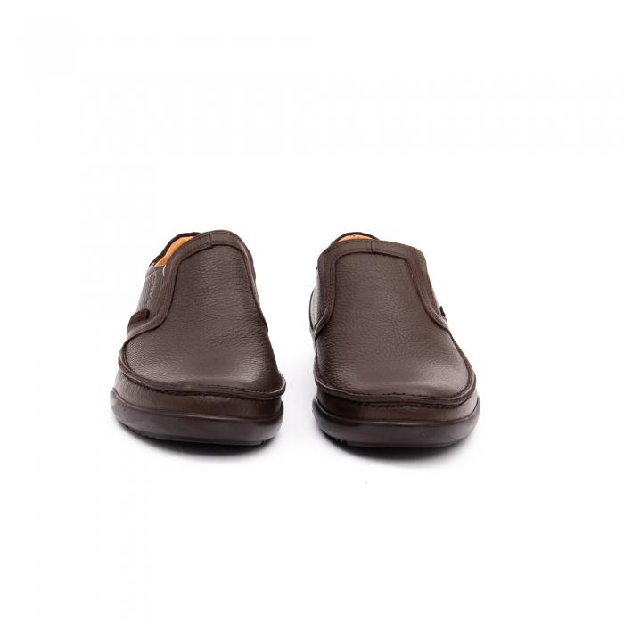 Pantof casual barbat OT 220 maro 3