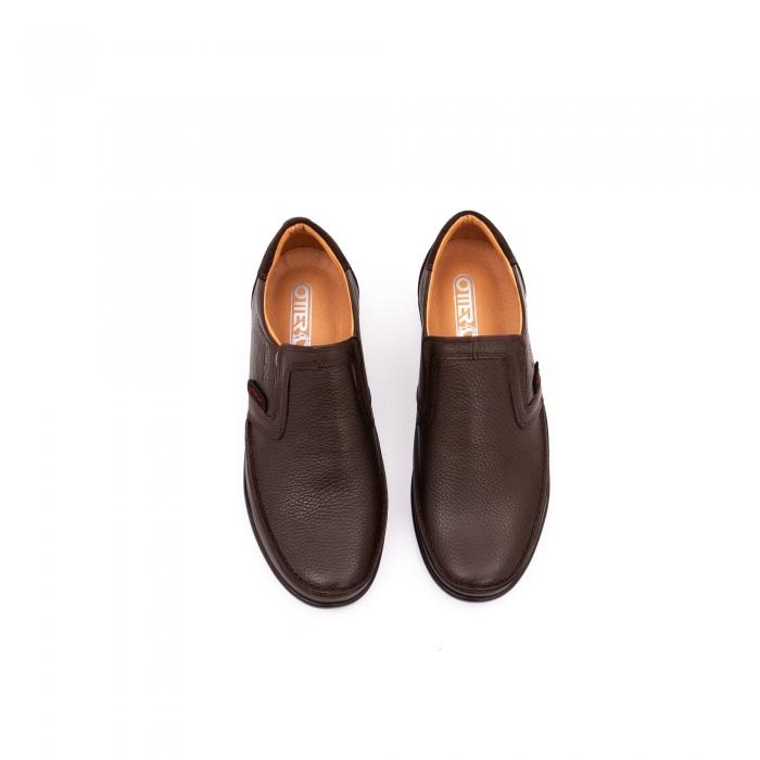Pantof casual barbat OT 220 maro 6